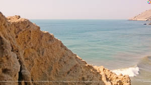 Kund Malir Beach, Mountains, Balochistan,