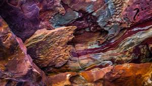Rock Formations on The Loop, Kalbarri