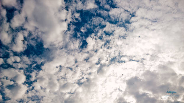 Beautiful Sunset Cloud - PhotoOfTheDay