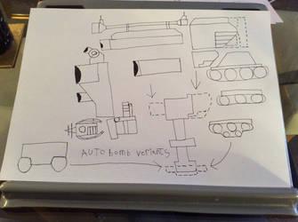 Autobomb Variants by Daxx-Lorenzo