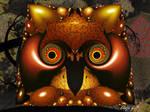 Mei-challenge SAM_ Good Night Owl by chetje