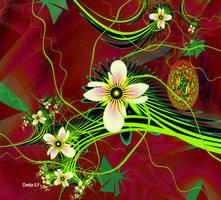 UF_Mr.Hyde flowers _fantasy egg