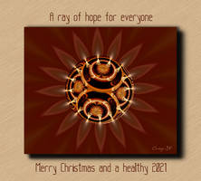 Merry Christmas and a healthy 2021 by chetje