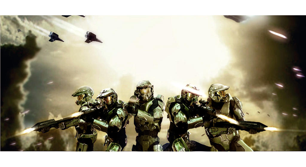 Halo BSG by wingsablaze