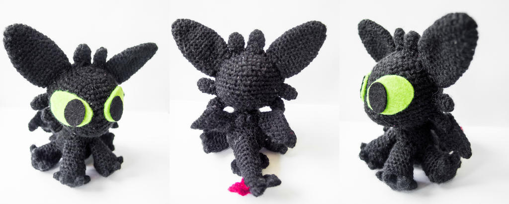 Crocheted Toys and Plushies on Knitting-and-Crochet ...