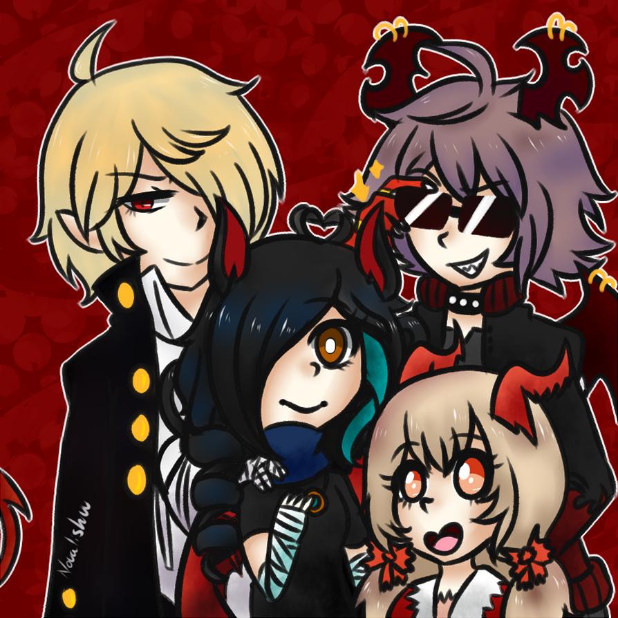 .:Demon Squad:. by Melody-akatsuki