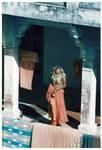 Shri 1008 Ji. Varanasi, India. Morning Prayers. by PeterLovelock