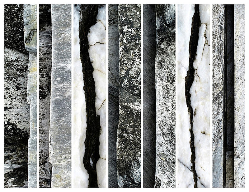 Stone Lines Vertical by PeterLovelock
