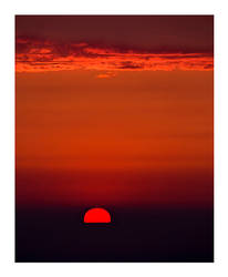 Sunset I by PeterLovelock
