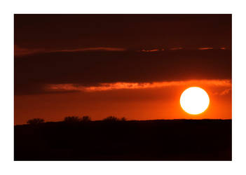 Sunset II by PeterLovelock