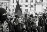 Anti Fascist March by PeterLovelock
