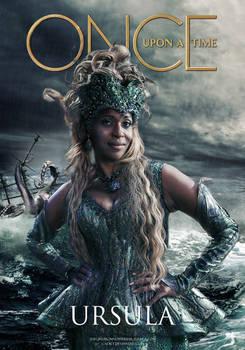 Ursula - The sea witch