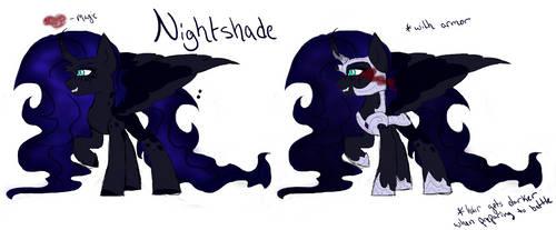 Nightshade by AlawDulac
