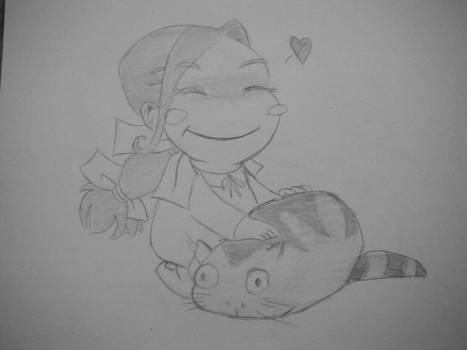 Love you little cat
