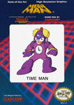Time Man Powered Down