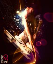 Light of Love by Hexotazic