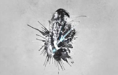 john frusciante by Hexotazic