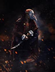 Black Death by Hexotazic
