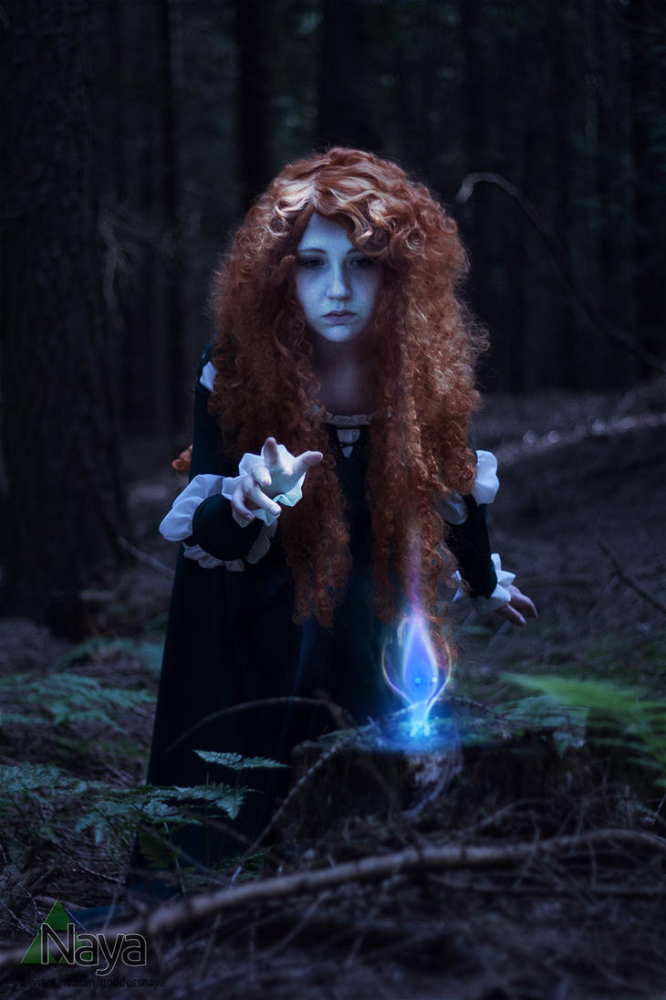 Merida :: 05 :: Will of the Wisps by Deathly-Sora