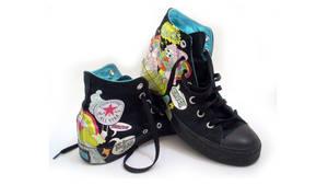 Chuck Shoes Wallpaper