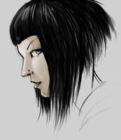 girl by libertine87