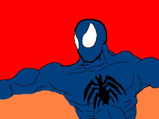 spiderman sketch by benyamin
