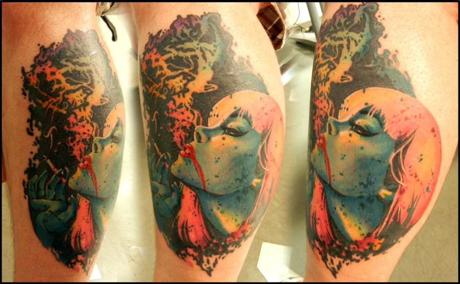 My Tattoo 2 by killswitch90