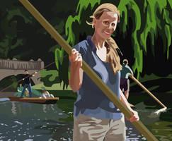 Boating by jennyweatherup