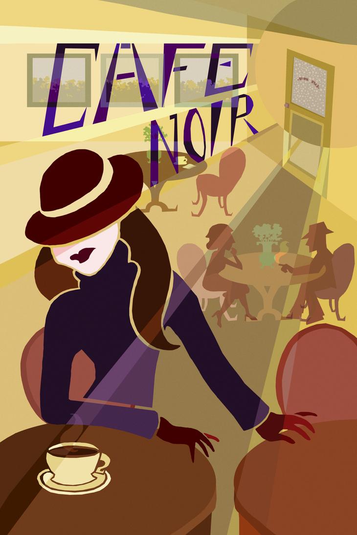 Cafe Noir: Redux by jennyweatherup