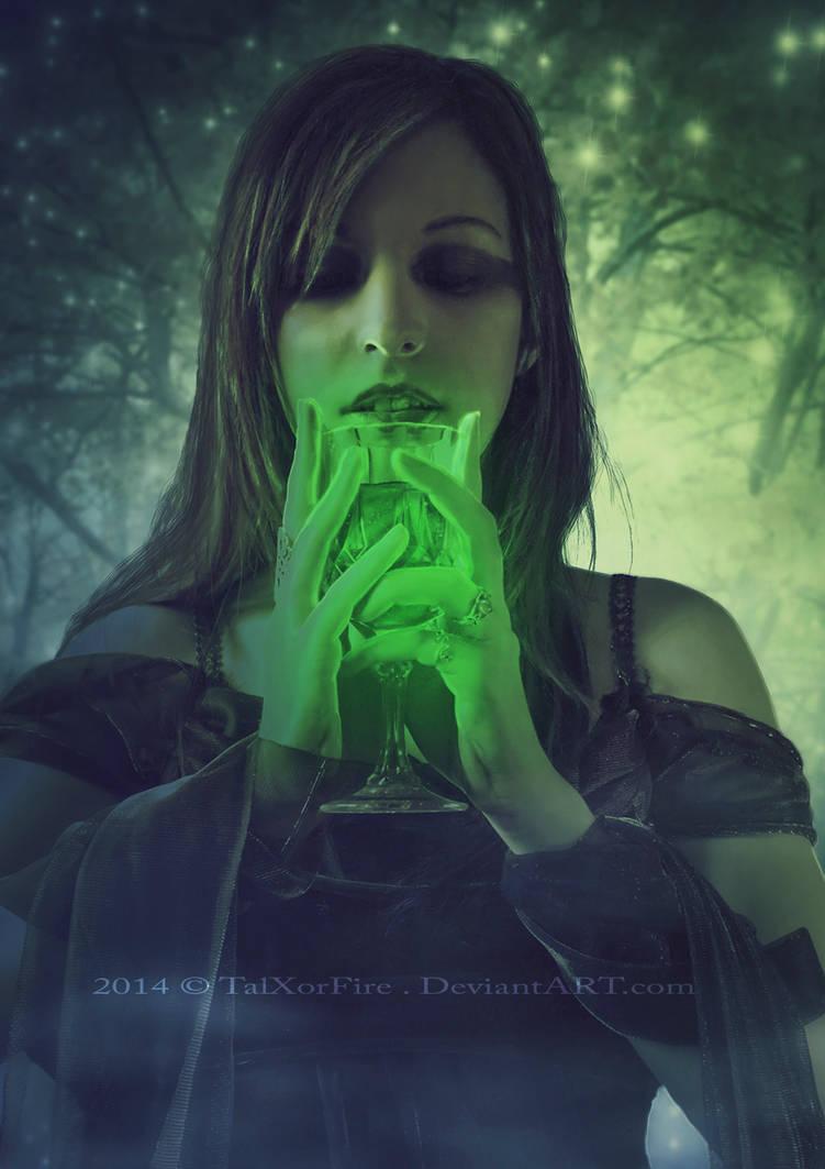 Absinthe by TalXorFire