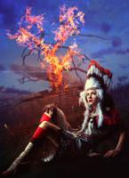Indian Arrow by TalXorFire