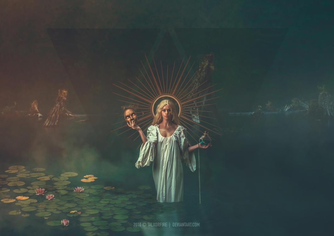 Lady of the Lake by TalXorFire