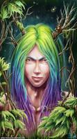 Druid by anka-kokos