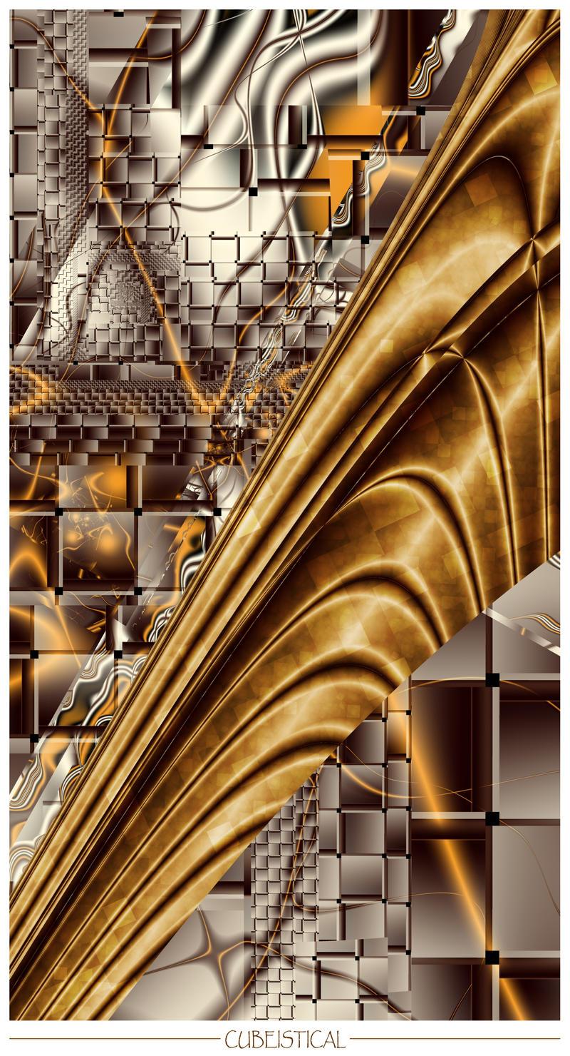 Cubeistical by Fiery-Fire