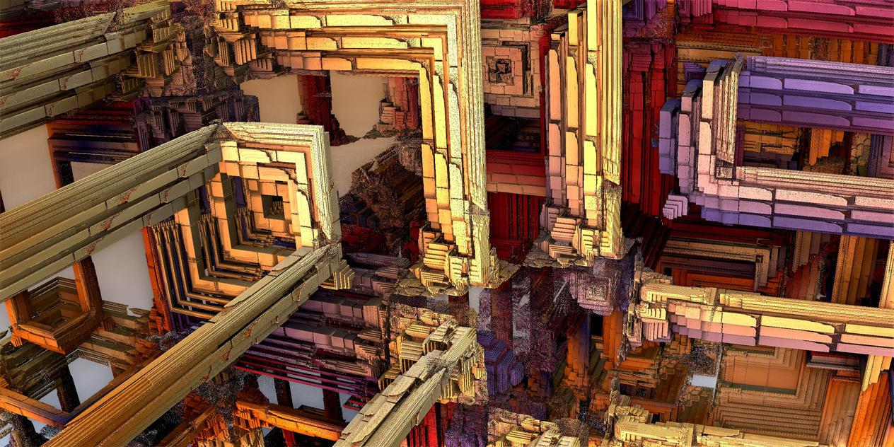 blocks of networking by Fiery-Fire