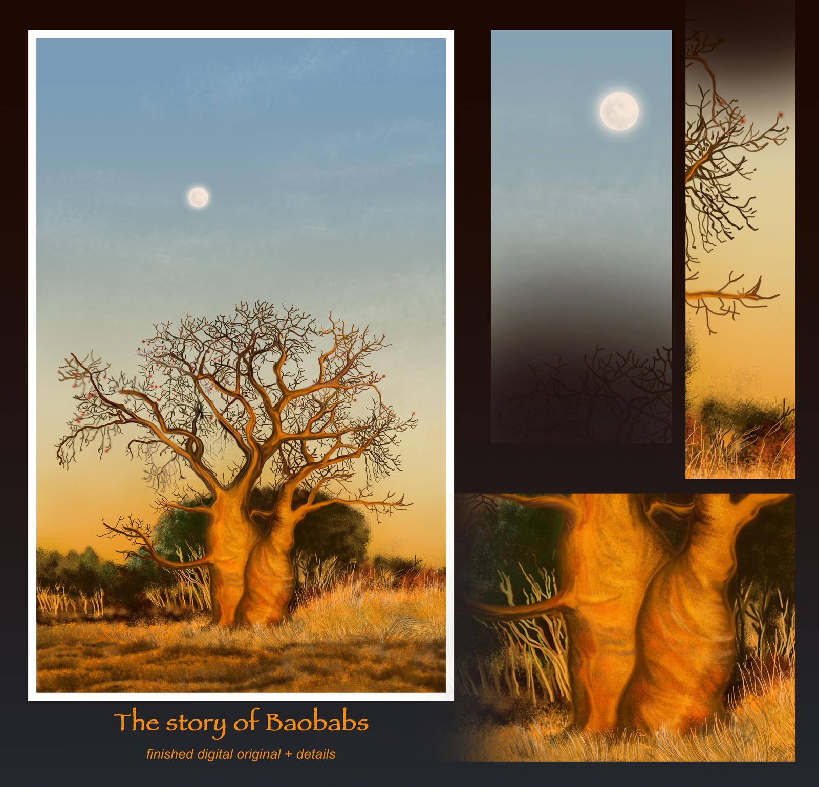 Baobab3 for Mieke by Fiery-Fire