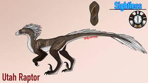 Sightless the Utah Raptor
