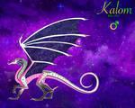 Kalom - Rain x Night hybrid