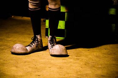 Bubbleclown Shoes by Klorophyla