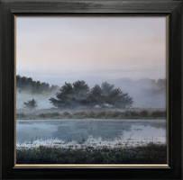 Gildehauser Venn Oil on Canvas 40 40cm by Flint010