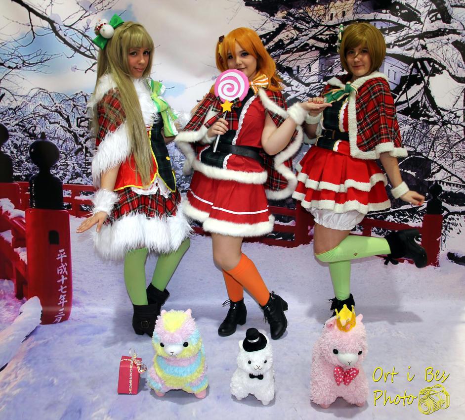 Love Live Christmas! by UmikoHinamori