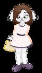 A little miss Margaret (ManngoDice fanchild #2) by ToxicManngo