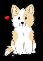 puppy by BowtieBirdy