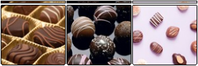 CHOCOLATES by MissToxicSlime