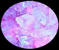 Crystals F2u by CosmicStardustTea
