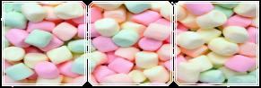 Small Marshmallows (F2U) by MissToxicSlime