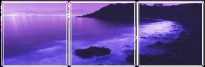 Purple Sea by MissToxicSlime