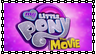 My little Pony the MOVIE Stamp  by GlitchyXenon
