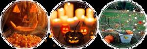 Halloween by CosmicStardustTea