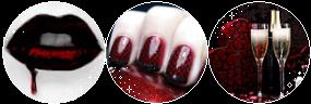 Dark Red by CosmicStardustTea